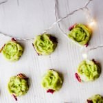rose avocado peppermint fudge