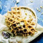 amaranth buckwheat sprouted hippie waffles