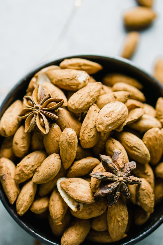 sprouted chai spiced almonds-10