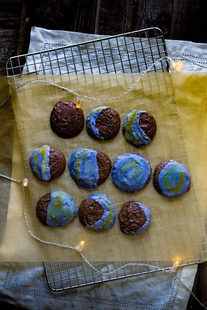Seed Cycling Moon Cookies