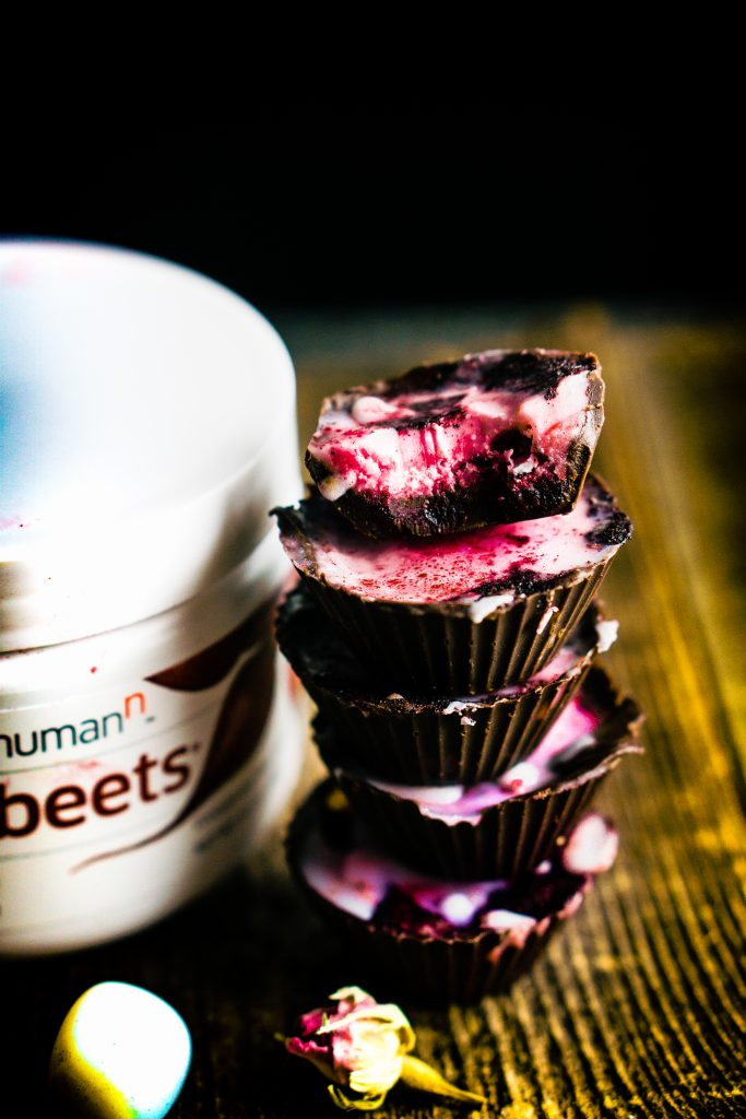 Black Forest Beet Coconut Butter Cups