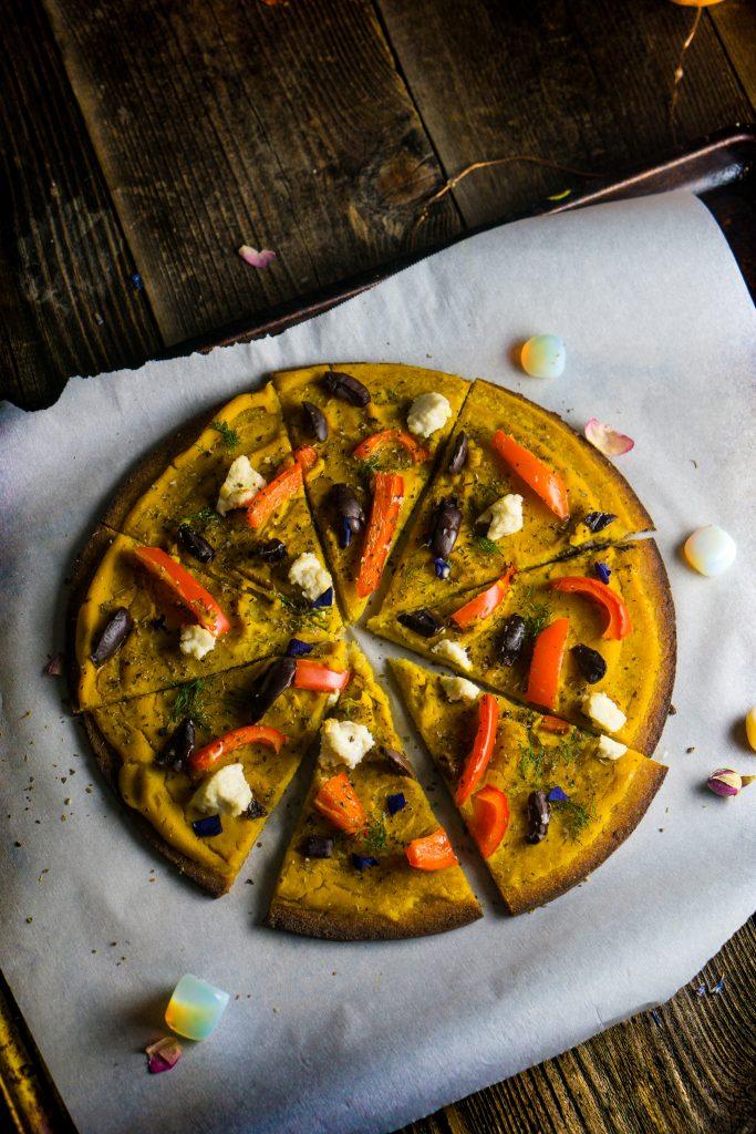 Kabocha Squash Pizza Sauce