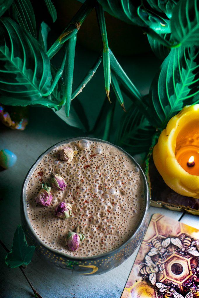 Hot Cocoa Schisandra Berry Moon Milk