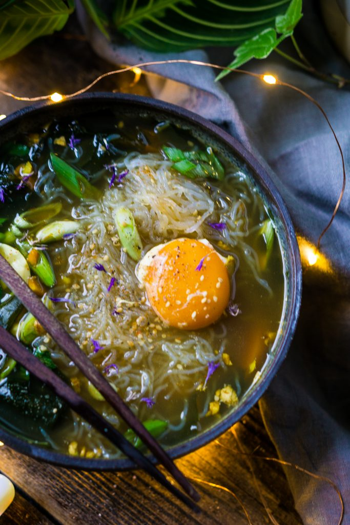 Reishi Mushroom Ramen Bowl