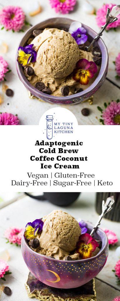 Adaptogenic Cold Brew Coffee