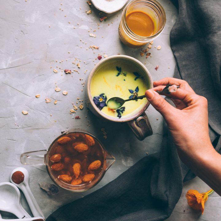Golden Milk Recipe for Immune-Boosting Benefits
