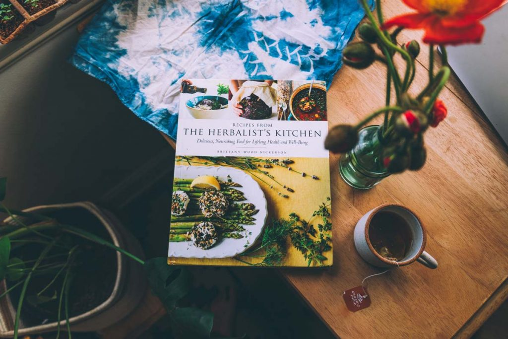 The Herbalist's Kitchen is so inspiring for coming up with meal plans.