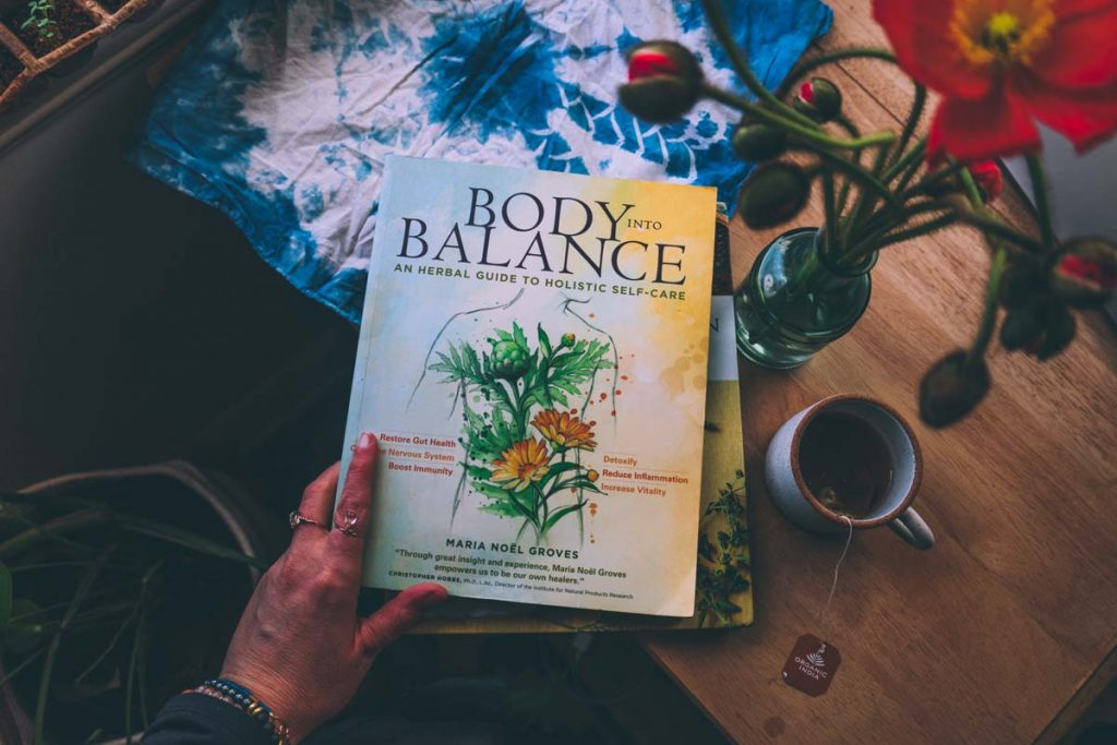 Reading herbalism books with tea is the best way to retain knowledge in my opinion.
